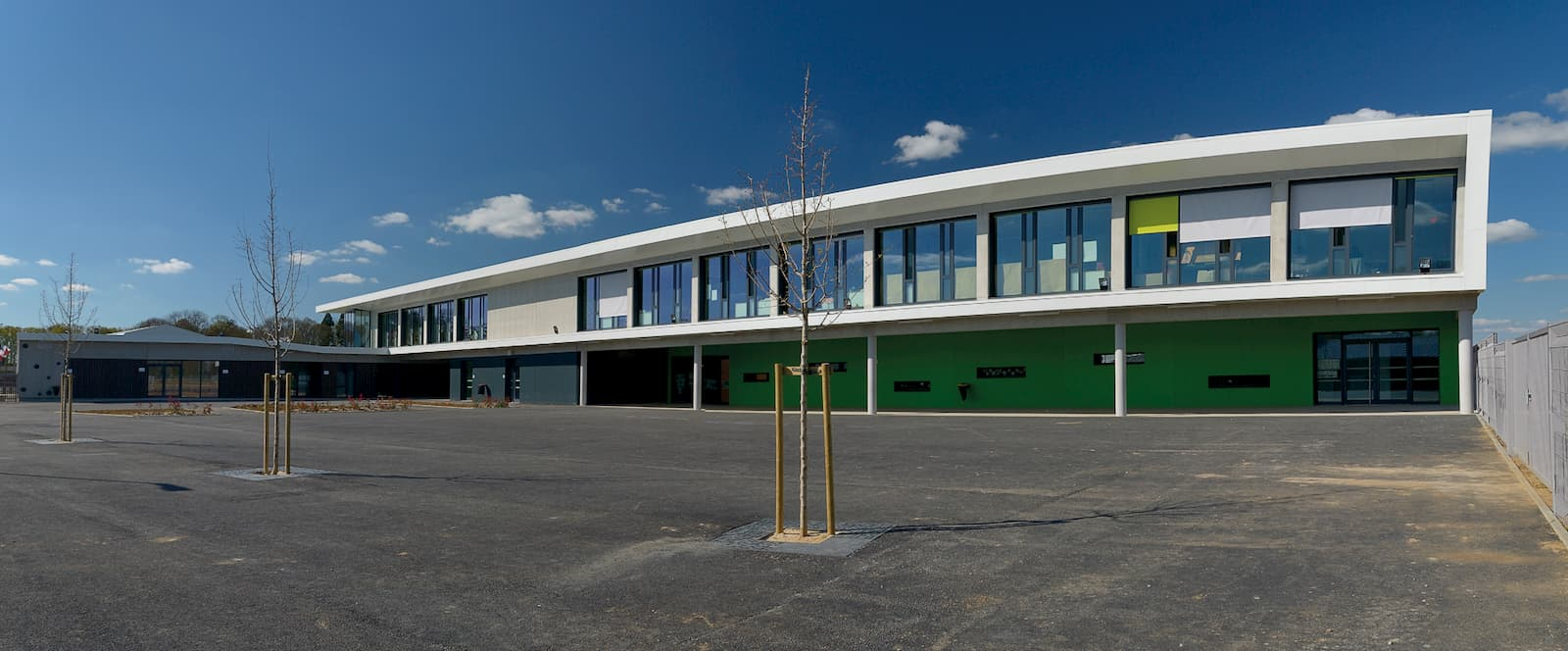 Construction d'un groupe scolaire à Voves en Eure-et-Loir (28)