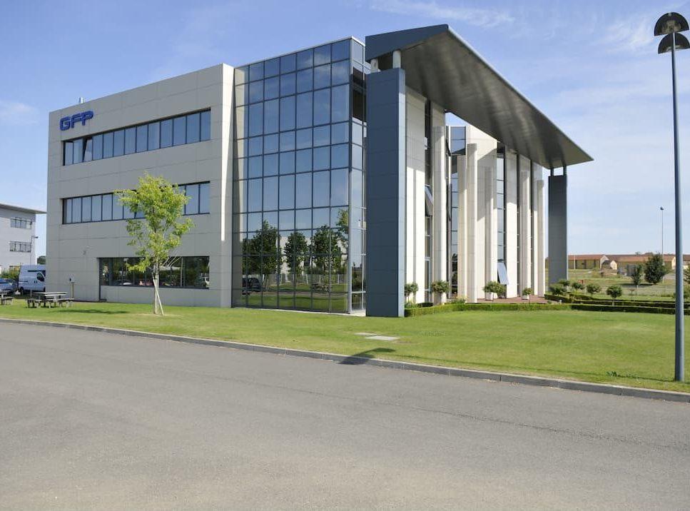 Construction de bâtiment tertiaire pour la société GFP à Chartres