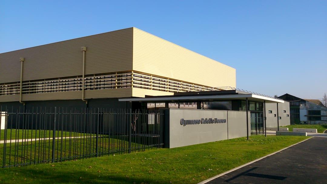 ALM a été retenu pour la construction d'un gymnase à Bois d'Arcy - 78