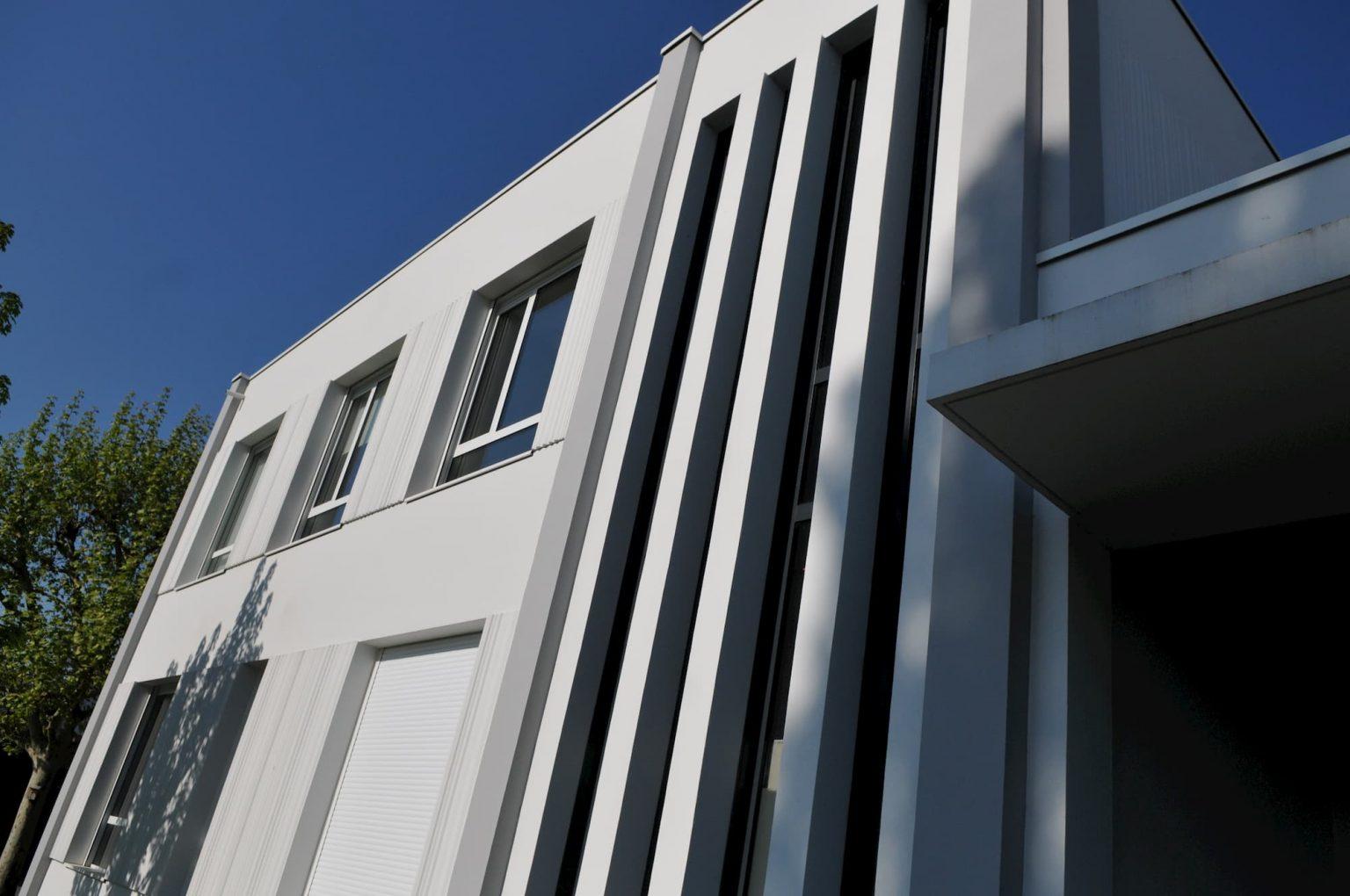 Construction d'une extension de bâtiment pour un établissement de santé à Chartres